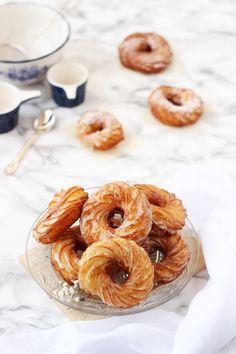 ¿Conoces los crullers? Esta desconocida receta francesa te va a entusiasmar. Te contamos cómo prepararlos ¡Ven!