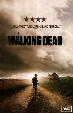 The Walking Dead.  I can't believe I love this show so much!  Ready for Season 3!