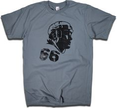 "#OnSale Mario Lemieux ""66"" tee by Backpage Press"