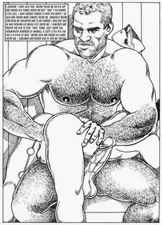 Gay fisting cartoons