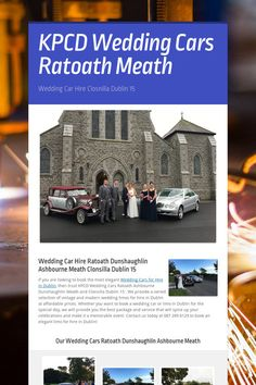 KPCD Wedding Cars Ratoath Meath You are in the right place about wedding cars red Here we offer you the most beautiful pictures about Wedding Car Hire, Wedding Fair, Diy Wedding, Stretch Limo, Mercedes E Class, Party Bus, Dublin Ireland, Car Photos, Sport Cars