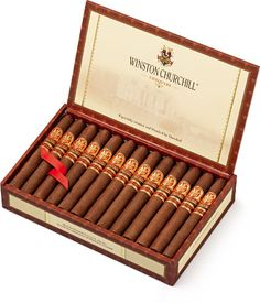 Cigars named after the great one! http://www.rosettabooks.com/author/winston-churchill/