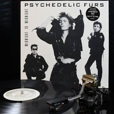 Psychedelic Furs Midnight To Midnight . 1987. UK press. LP. Post Punk. . The last song on B side was originally released in 2nd album and cut as a single then the film Pretty In Pink was named after it in 1986. The band was happy and re-recorded this song at next album. Pretty good tale. . . #vinyl #lp #psychedelicfurs #postpunk #prettyinpink #nowplaying #nowspinning #vinylgram #vinylcommunity #vinyladdict #vinyligclub #vinyljunkie #recordcollection #vinylgen_feature #turntable…