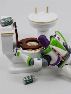Artist Santlov - Humanized Toy Photography via @TrendHunter.com.com. 6