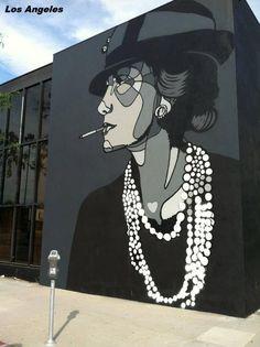 Peintures sur façade - Los Angeles