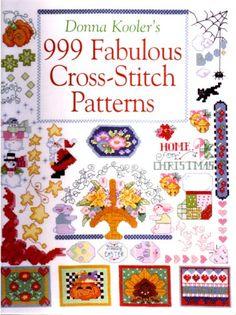 Donna Kooler's 999 Fabulous Cross-Stitch Patterns by Donn... https://www.amazon.com/dp/0806965355/ref=cm_sw_r_pi_dp_x_b8g7xb43QDEKH