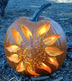 Very Cool Pumpkin Ideas - Princess Pinky Girl