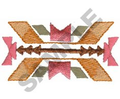 southwest designs for needlework | Embellishments Embroidery Design: SOUTHWEST DECOR from Great Notions