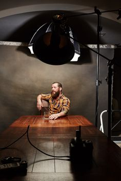 Get your own epic portraits with 2 lights and an Oliphant backdrop - Photography Tips & Ideas - ISO 1200 Magazine