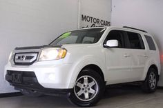 Check out this sizeable 2011 Honda Pilot! #MotorcarsofLansing #Lansing #Michigan #Saab #cars #autosales #finance