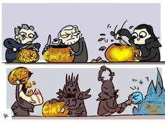 Witcher 3, doodles #105