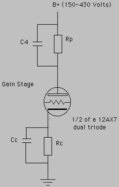 8 Best Tube Amp and Effect Schematics images in 2013 | Guitar Pedals