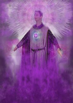 St Germain Master of the Violet Flameღ✿´¯`*•.¸¸✿ღღ✿´¯`*•.¸¸✿ღ