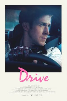 Drive alternative movie poster