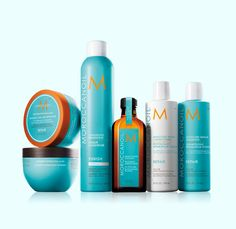 Visit Moroccanoil.com to purchase the nourishing, argan oil-infused products for hair and body today.
