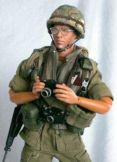 Joker, USMC Combat Correspondence, Vietnam