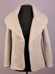 Kurtka/sweter #5, Szablon do pobrania,  sewing pattern.