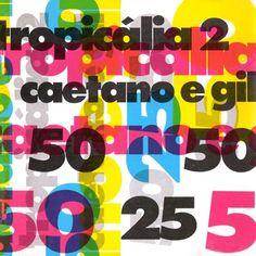 Tropicália 2, Caetano Veloso & Gilberto Gil, 1993