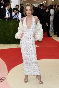 Best (& Worst) Dressed on the 2016 Met Gala Red Carpet | Lily Rose Depp