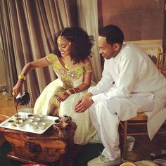 Gorgeous Traditional Habesha Dresses for Sale - Ambessa Weddings ...