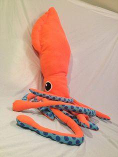 8 foot giant squid pillow - Pesquisa Google
