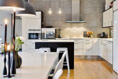 Tendencia nórdica: menos muebles y más espacio