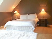 Maisons d 39 hotes o o on pinterest bretagne bed and for Chambre d hote le touquet