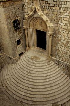 Dominican Monastery  Dubrovnik, Croatia