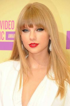 Taylor Swift at the MTV VMAs 2012