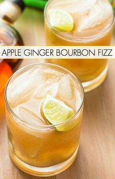 Complete your girls' night with this refreshing Apple Ginger Bourbon Fizz. Your friends will love the fall flavor paired with a CPK oven-ready pizza.