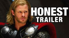 Honest Trailers - Thor. Check out more Honest Trailers on YouTube! They're hilarious!
