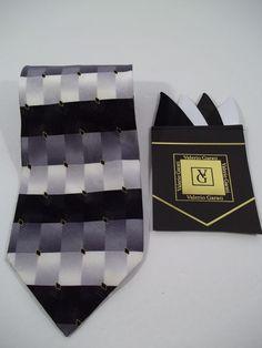 DIMOGGIO Hand Made 100% Silk Tie PLUS Matching Pocket Square #Dimoggio #NeckTie