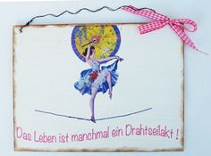 Geschenk Freundin Frau von Un-Art-Tick auf DaWanda.com