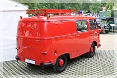 1953 Ford Taunus Transit