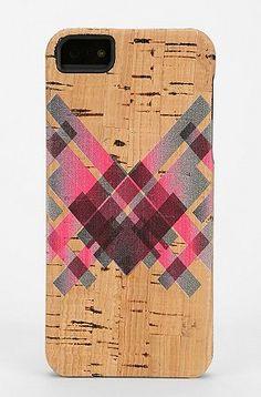 Cork iPhone Case #luvocracy #iphonecase #design
