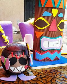Caukamora decorations