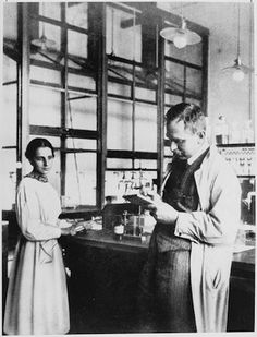 Lise Meitner invented nuclear fission.  Ladies Last: 8 Inventions by Women That Dudes Got Credit For -   From computer programming to nuclear fission to the paper bag machine, it's time to stop erasing these women from their great works.