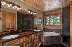 100 best ideas: corner bath in the photo