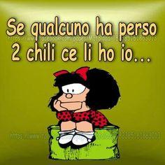 La dieta di Mafalda