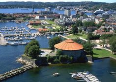 Kristiansand, Norway, spent a lovely holiday here in 1997 visiting relatives.