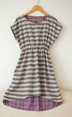 Reversible Staple Dress