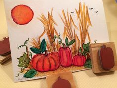 "I added ""Kathy Rac's 30 Day #6, Homemade Pumpkin Stamp  "" to an #inlinkz linkup!https://paulettesprettypapercrafts.wordpress.com/2015/10/08/kathy-racs-30-day-6-homemade-pumpkin-stamp/"