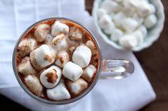 mexican hot cocoa by pastryaffair, via Flickr