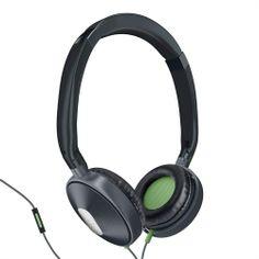 Belkin Wired Headphones Over Ear 40mm Driver Black