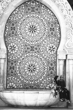 AT THE MOSQUE, Casablanca, Morocco by armando cuéllar on 500px
