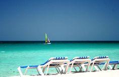 HUSA CAYO SANTA MARIA, Cuba Parfait pour relaxer sur la plage d'eau turquoise!