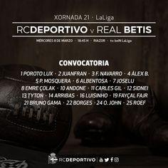 Bruno Gama vuelve a la lista del Dépor para el partido ante el Betis