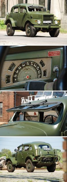 1956 Volvo TP21 Sugga,  the accurate instrument panel, the front window,and the petite body.