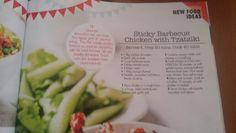 Sticky  Barbeque Chicken