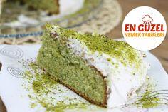 Ispanaklı Kek Tarifi - En Güzel Yemek Tarifleri